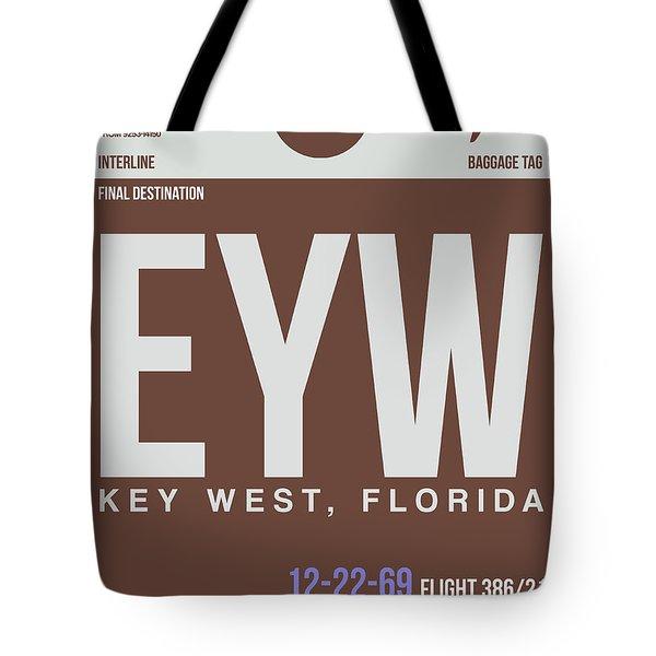 Eyw Key West Luggage Tag II Tote Bag