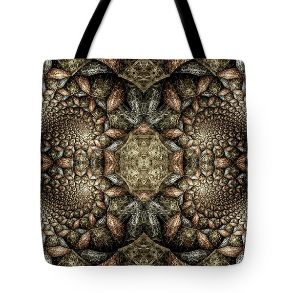Tote Bag featuring the digital art Ezekiel by Missy Gainer