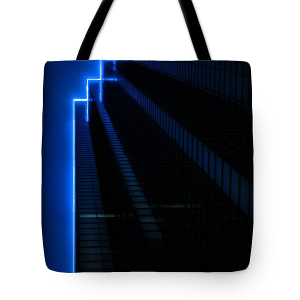 F For Fog Tote Bag