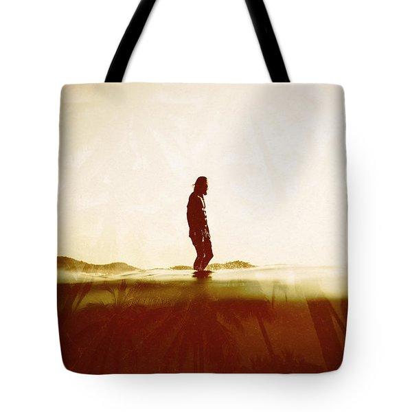 Face The Sun 2 Tote Bag