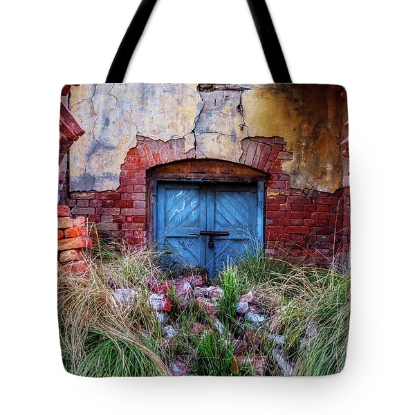 Faded In Time Tote Bag