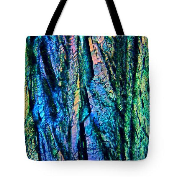 Fading Splendor Tote Bag