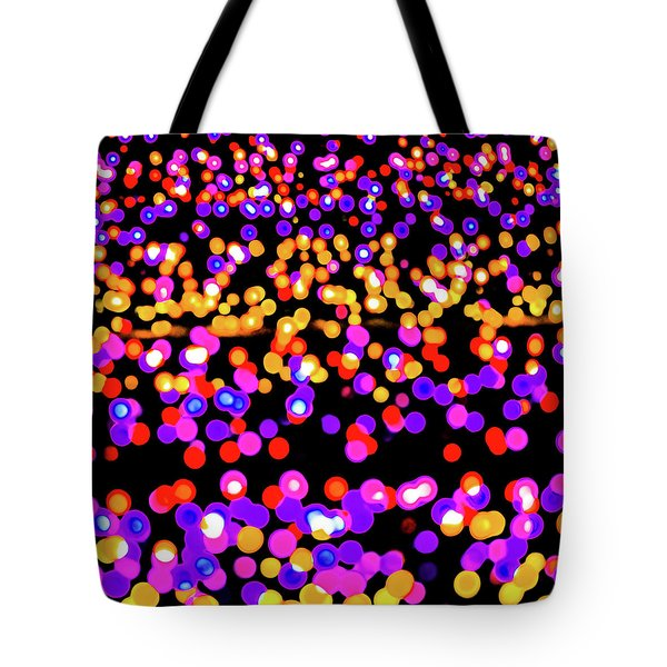 Fairy Lights 2 Tote Bag