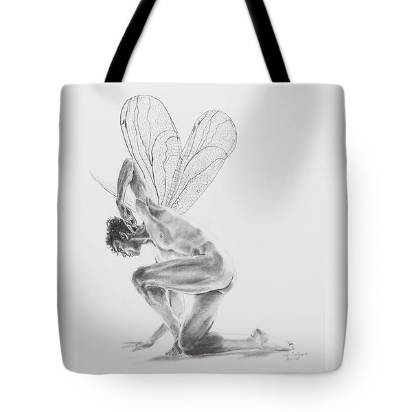 Fairy Dancer Tote Bag