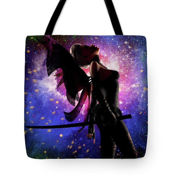 Fairy Drama Tote Bag
