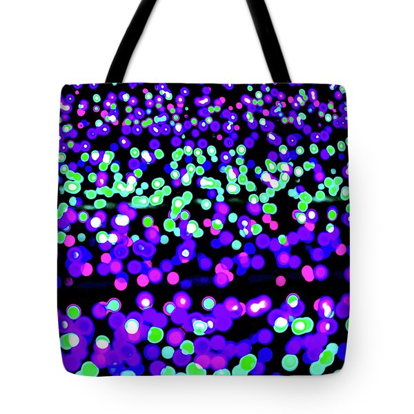 Fairy Lights 3 Tote Bag