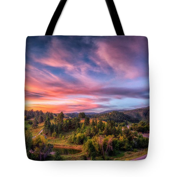 Fairytale Morning Tote Bag