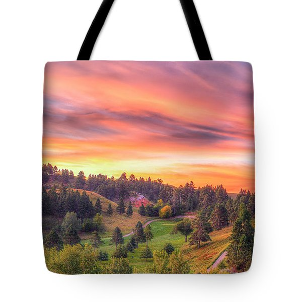 Fairytale Triptych 1 Tote Bag