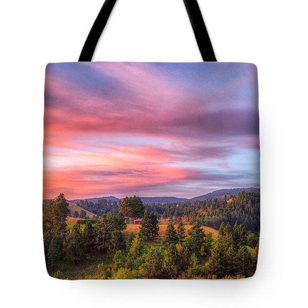 Fairytale Triptych 2 Tote Bag
