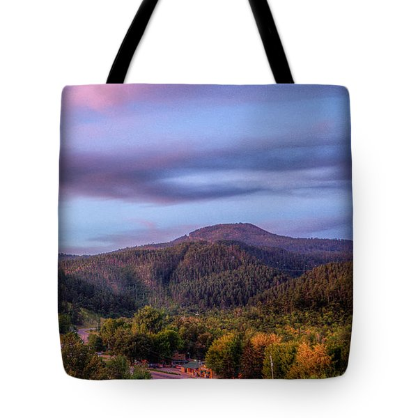 Fairytale Triptych 3 Tote Bag
