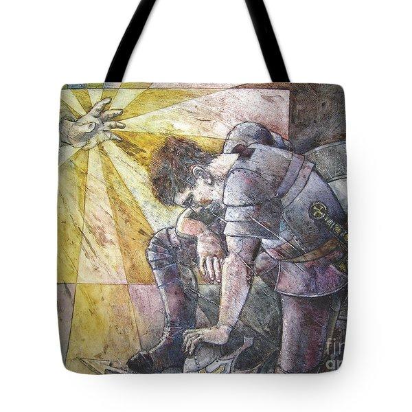 Faithful Servant Tote Bag