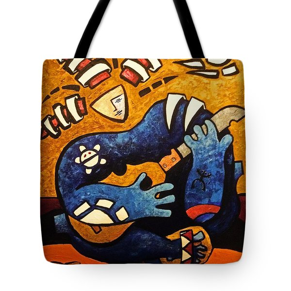 Fajardo Dreaming Tote Bag