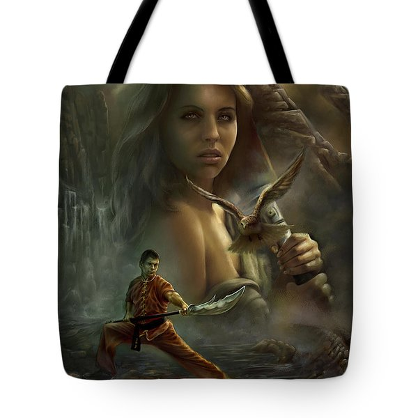 Falcons Tote Bag