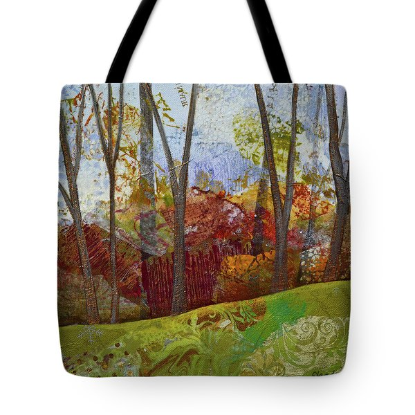 Fall Colors II Tote Bag
