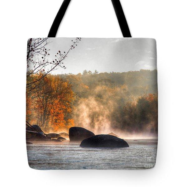 Fall Spirits Tote Bag