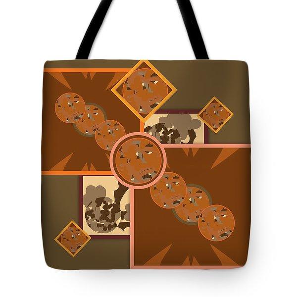Falling Into Fall G106 Tote Bag