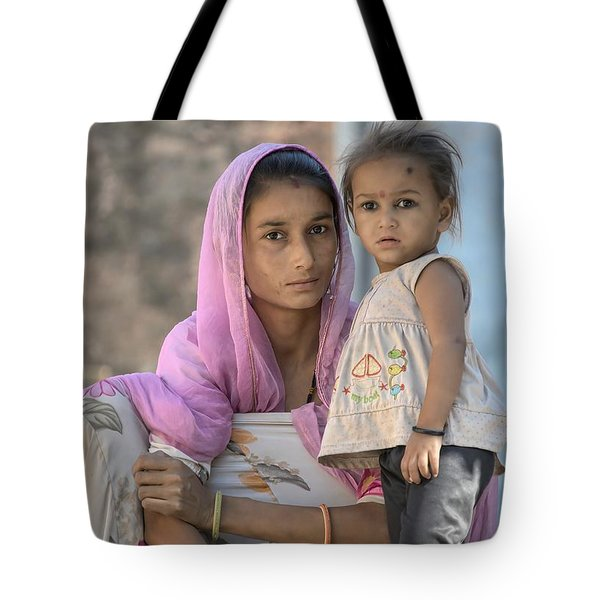 Family Business Tote Bag