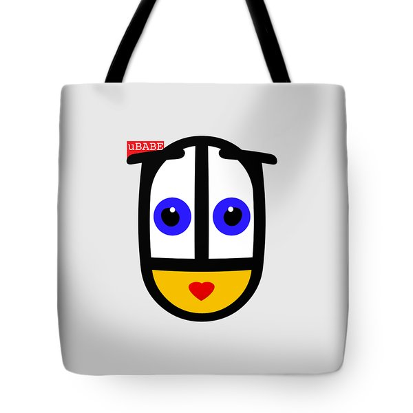 Famous Female Face Tote Bag