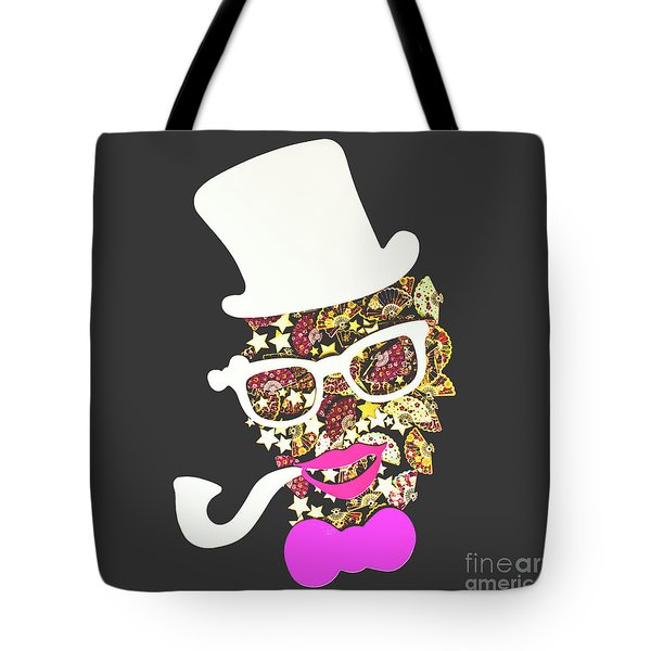 Fanfare The Clown Tote Bag