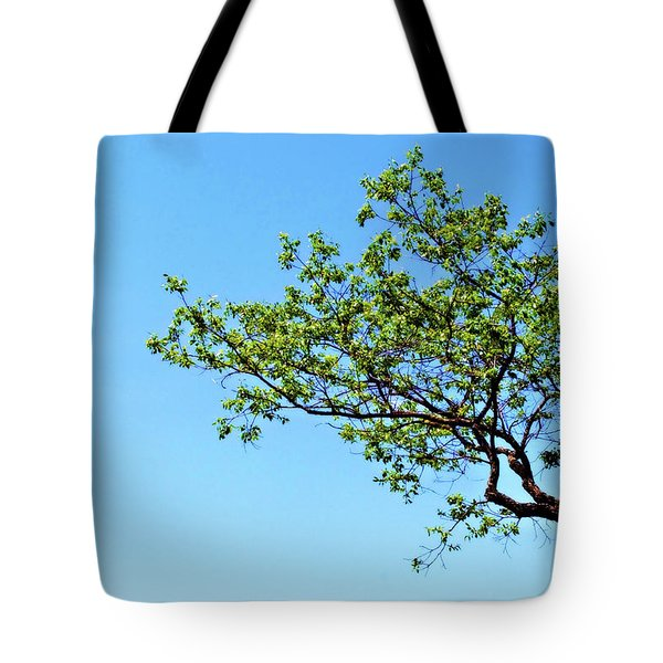 Far Reaching Tote Bag