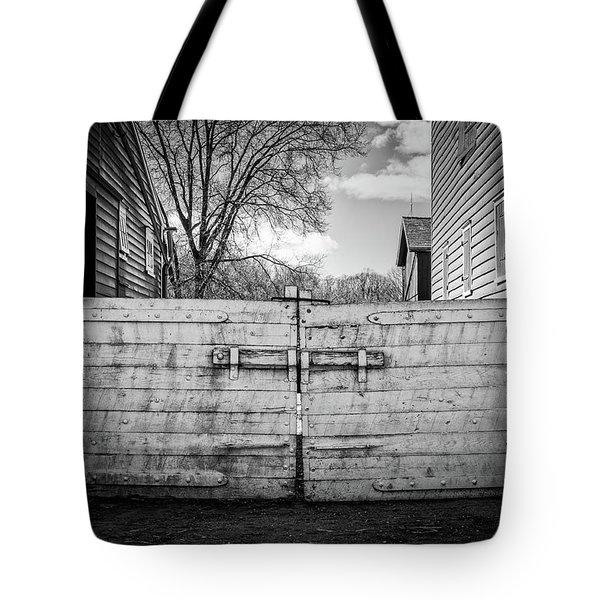 Farm Gate Tote Bag