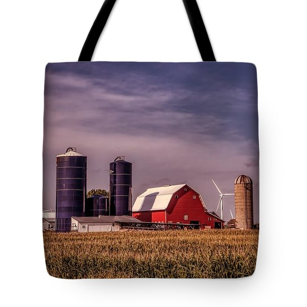 Farmstead Beauty Tote Bag