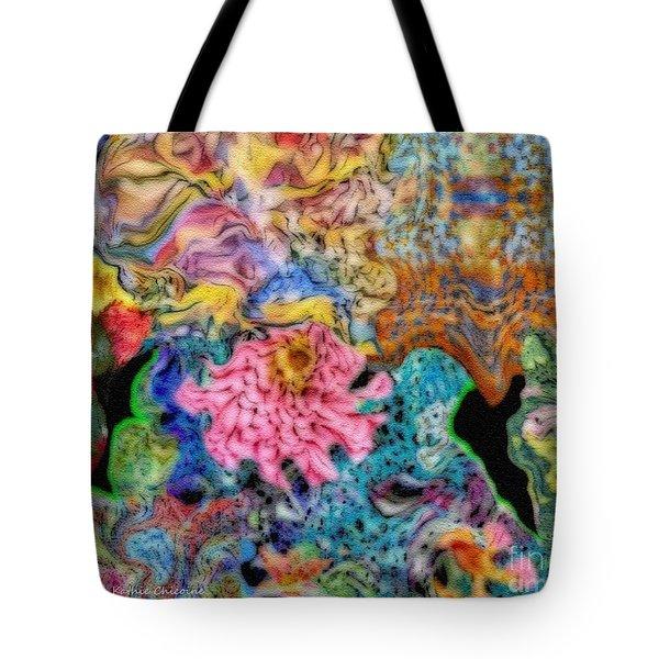 Fascinating Color Tote Bag