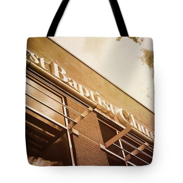 Fbc  Tote Bag