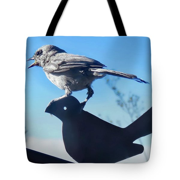Caption This Tote Bag