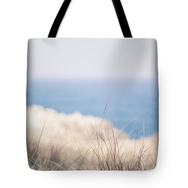 Tote Bag featuring the photograph Field V by Anne Leven