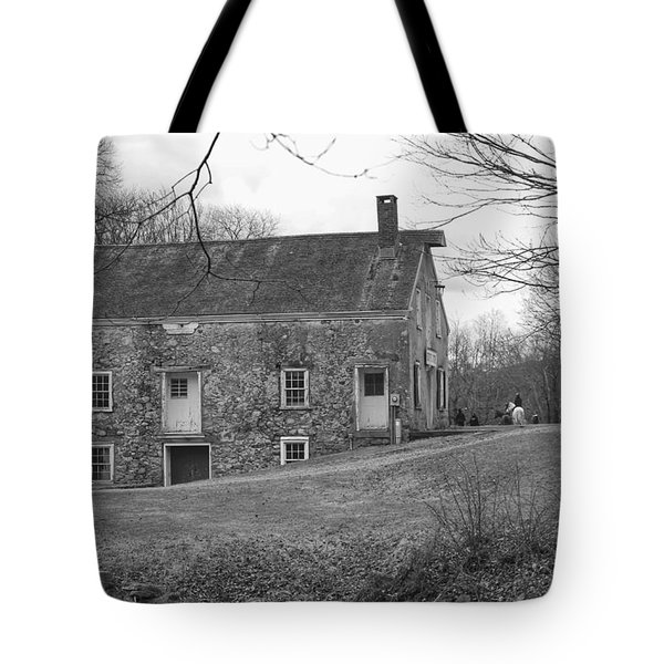 Smith's Store On The Hill - Waterloo Village Tote Bag