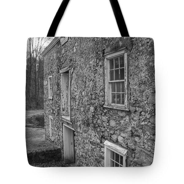 Fieldstone Workshop - Waterloo Village Tote Bag