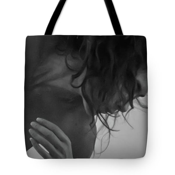 Tote Bag featuring the photograph Figurative II by Catherine Sobredo