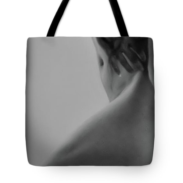 Tote Bag featuring the photograph Figurative Iv by Catherine Sobredo