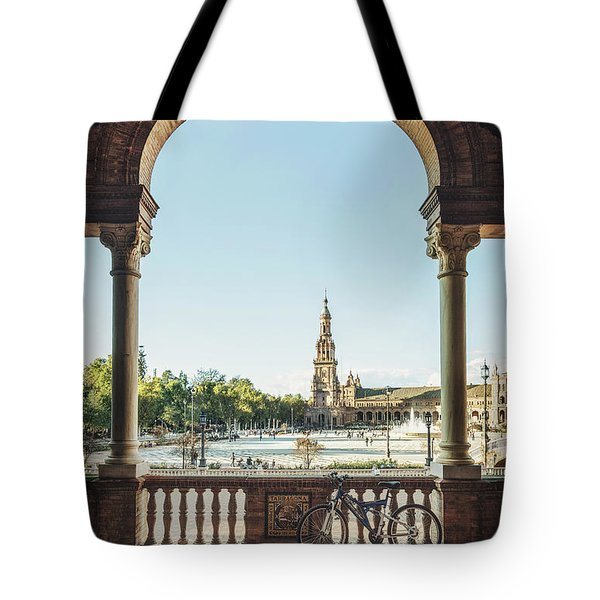 Filled With Light Tote Bag