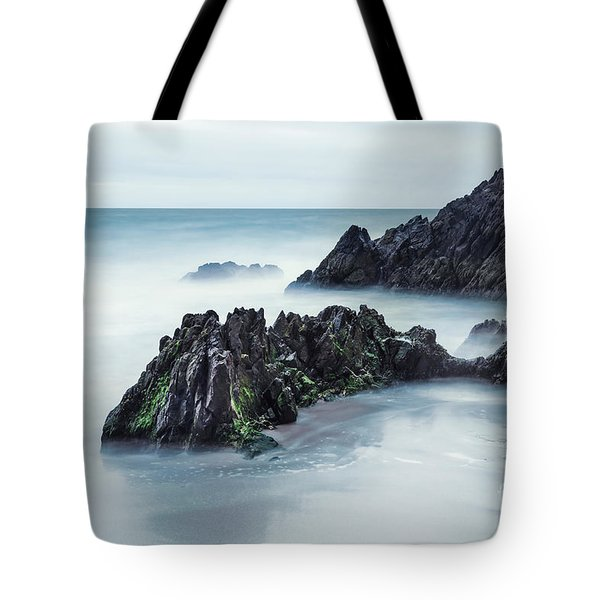 Finding The Edge Tote Bag