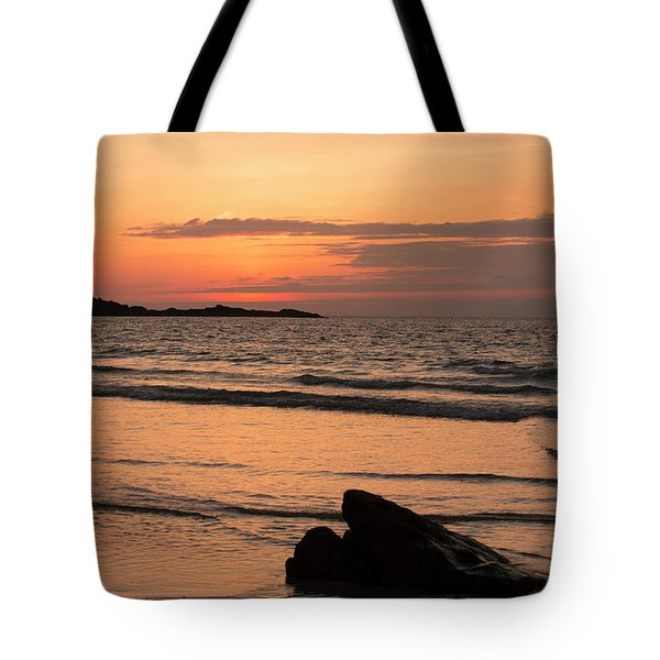 Fine Art Sunset Collection Tote Bag