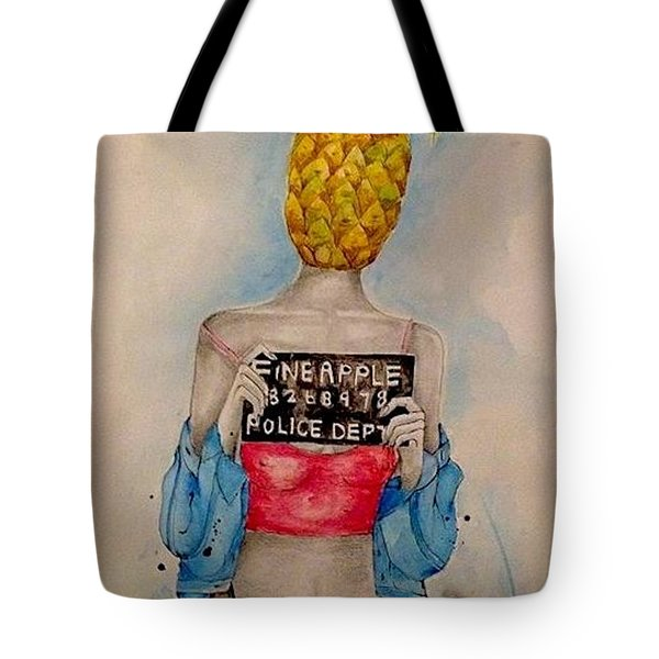Fineapple Og  Tote Bag