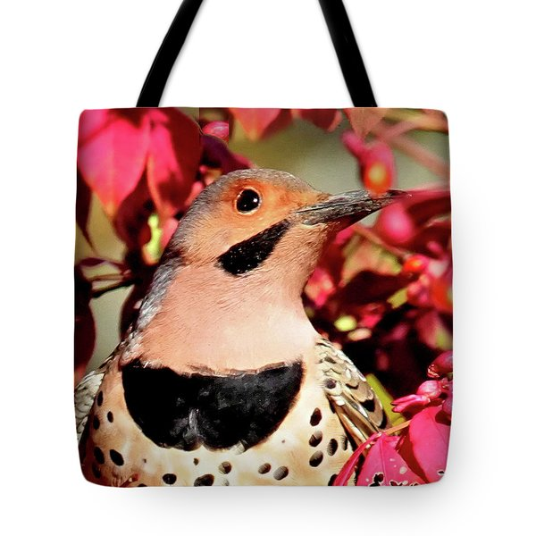 Yellow-shafted Flicker Tote Bag