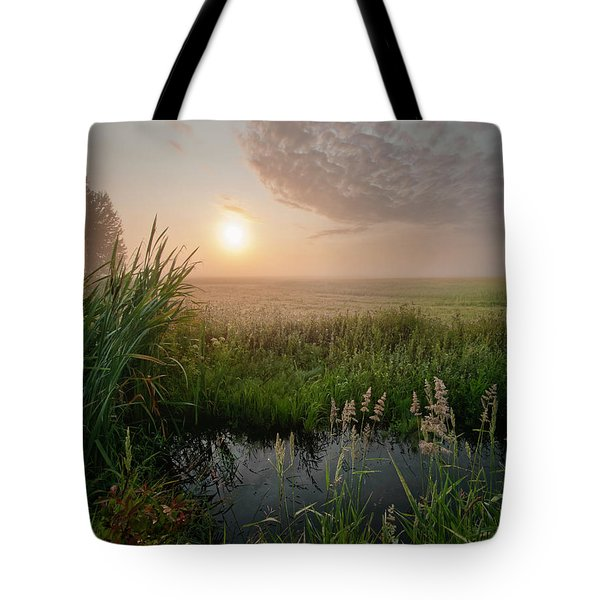 First Days Of Autumn Tote Bag