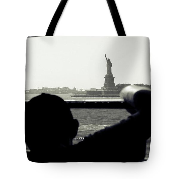First Impressions Tote Bag