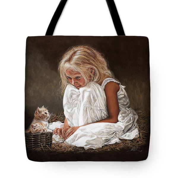 First Morning Light Tote Bag