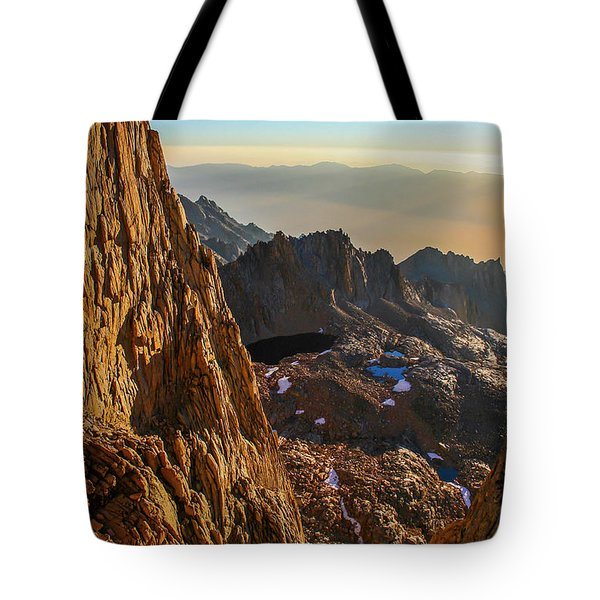 First Sunlight Tote Bag