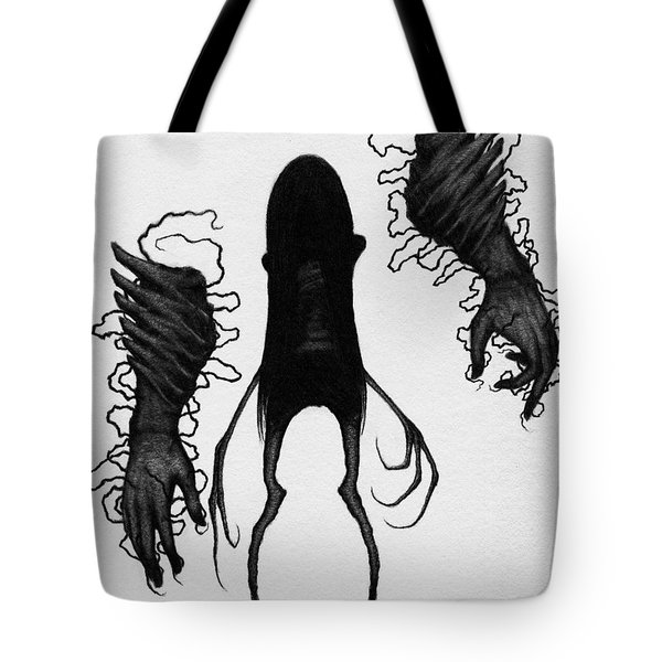 Firstborn Of The Orphan Wing - Artwork Tote Bag