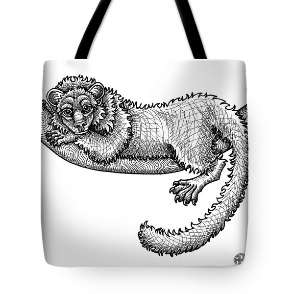 Fisher Tote Bag