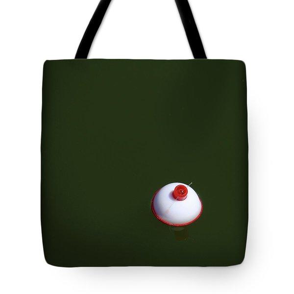 Fishing Bobber Tote Bag