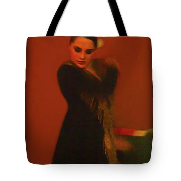 Flamenco Series 2 Tote Bag
