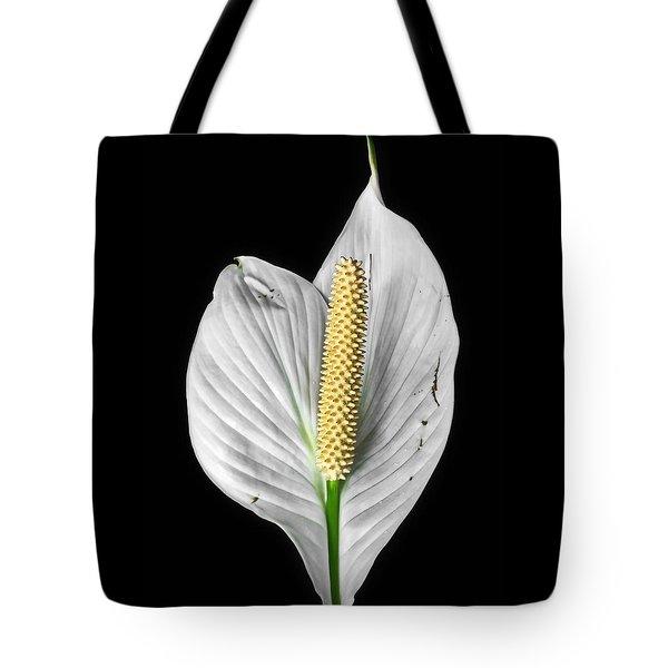 Flawed Beauty Tote Bag