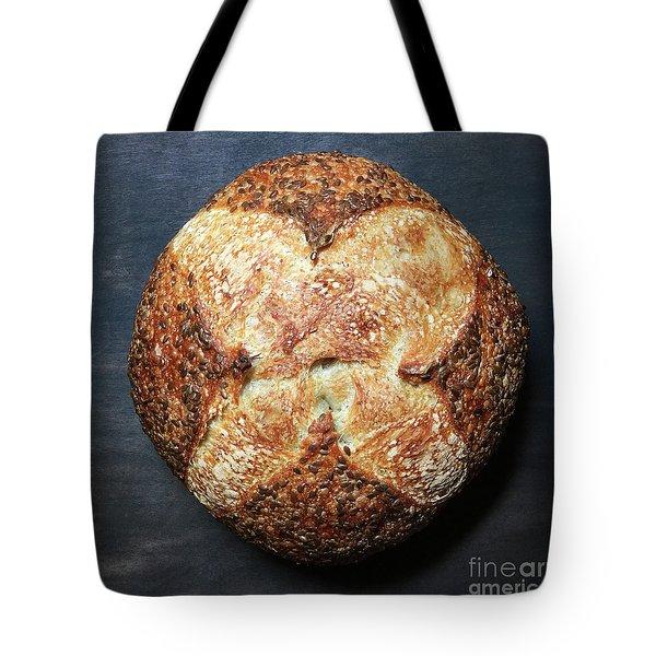Flax Seed Sourdough 1 Tote Bag