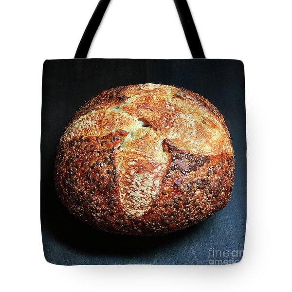 Flax Seed Sourdough 2 Tote Bag